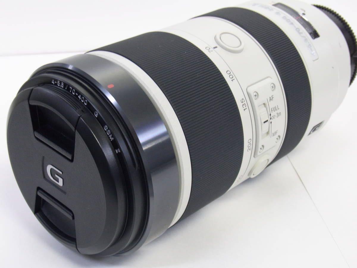 【美品】SONY 70-400mm F4-5.6 G SSM II SAL70400G2_画像5