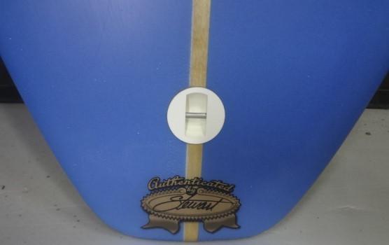 STEWARTスチュワート ハイドロハル モデル 9-0 x 22-3/4 x 2-3/4(274.3x57.7x7.0cm) PU HSF_画像8