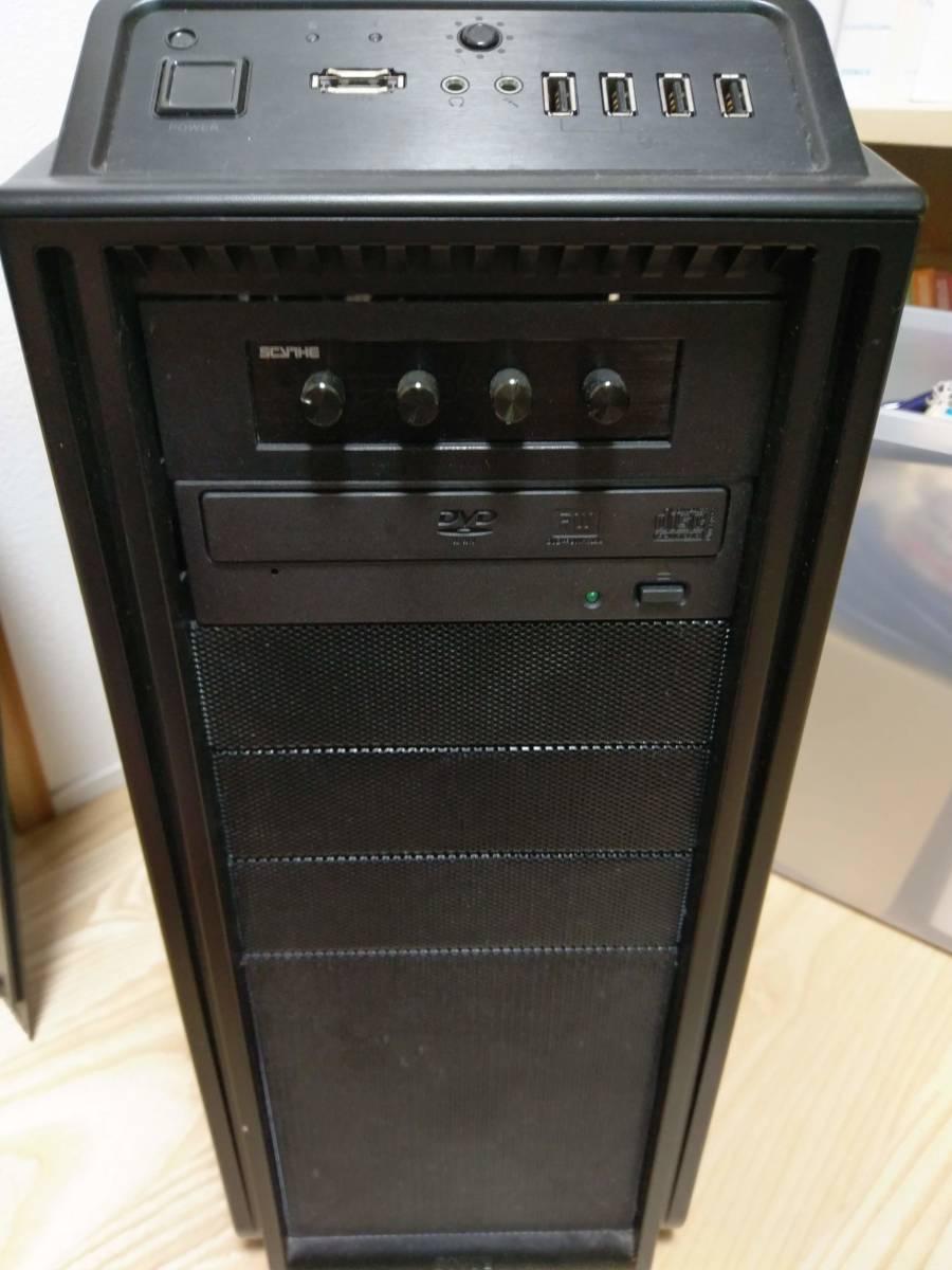 自作PC Intel i3 2100 SSD128GB