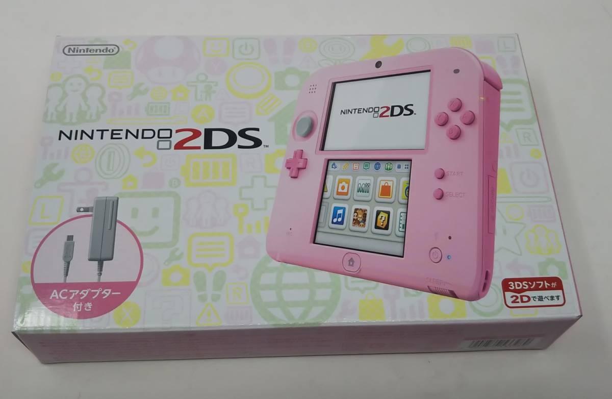 ■新品未使用■ニンテンドー2DS 本体 ピンク