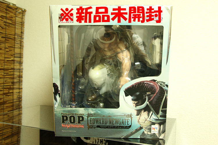 "Portrait.Of.Piratesワンピース""NEO-MAXIMUM"" ""白ひげ""エドワード・ニューゲート"