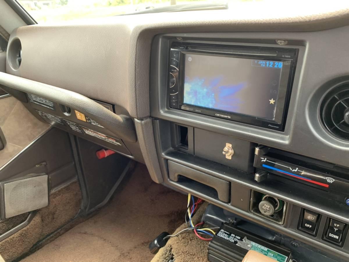 HJ61V ランドクルーザー60 ディーゼルターボ オートマ リフトアップ公認済み _画像10