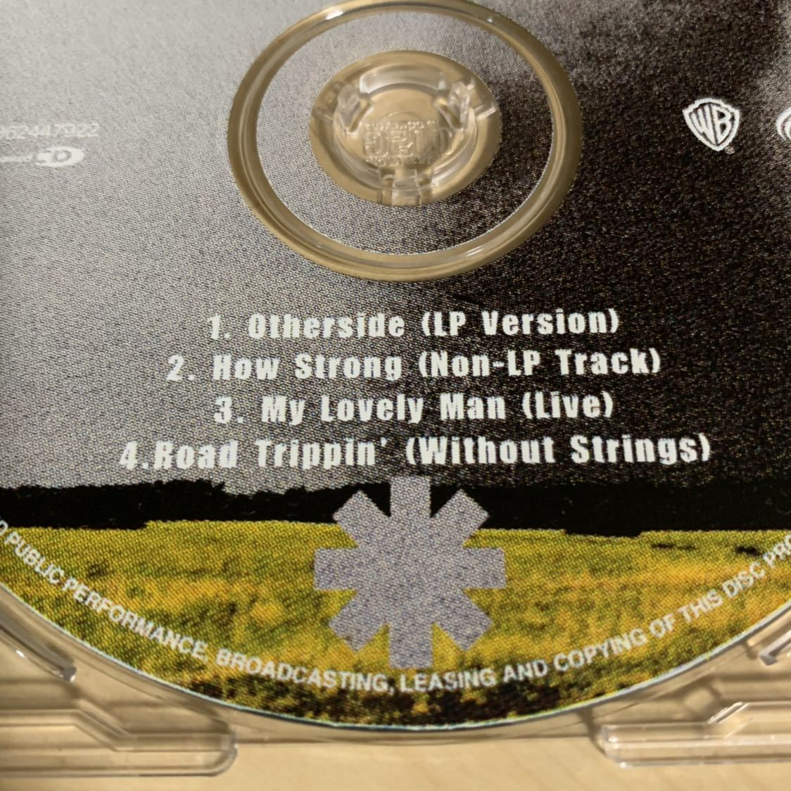 OTHERSIDE RED HOT CHILI PEPPERS レッチリ レッド ホット チリ ペッパーズ シングルCD アザーサイド 海外盤_画像6