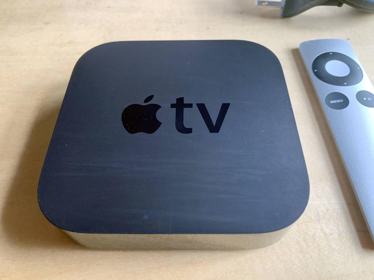 中古 Apple TV 第3世代 Model A1427 送料無料_画像2