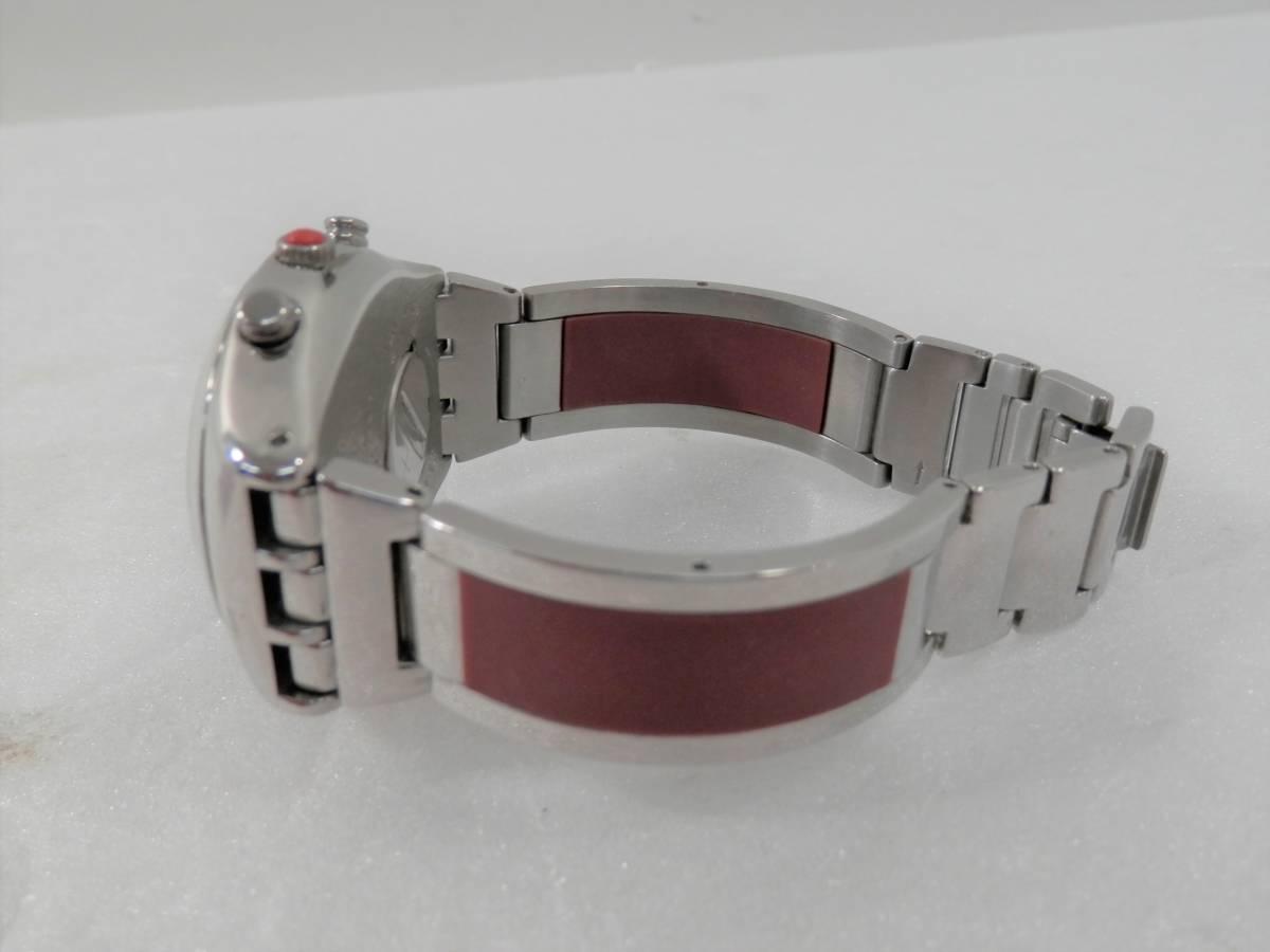 稼働品 swatch スウォッチ IRONY chrono アイロニー クロノ AG2000 レディース 腕時計 クォーツ_画像8