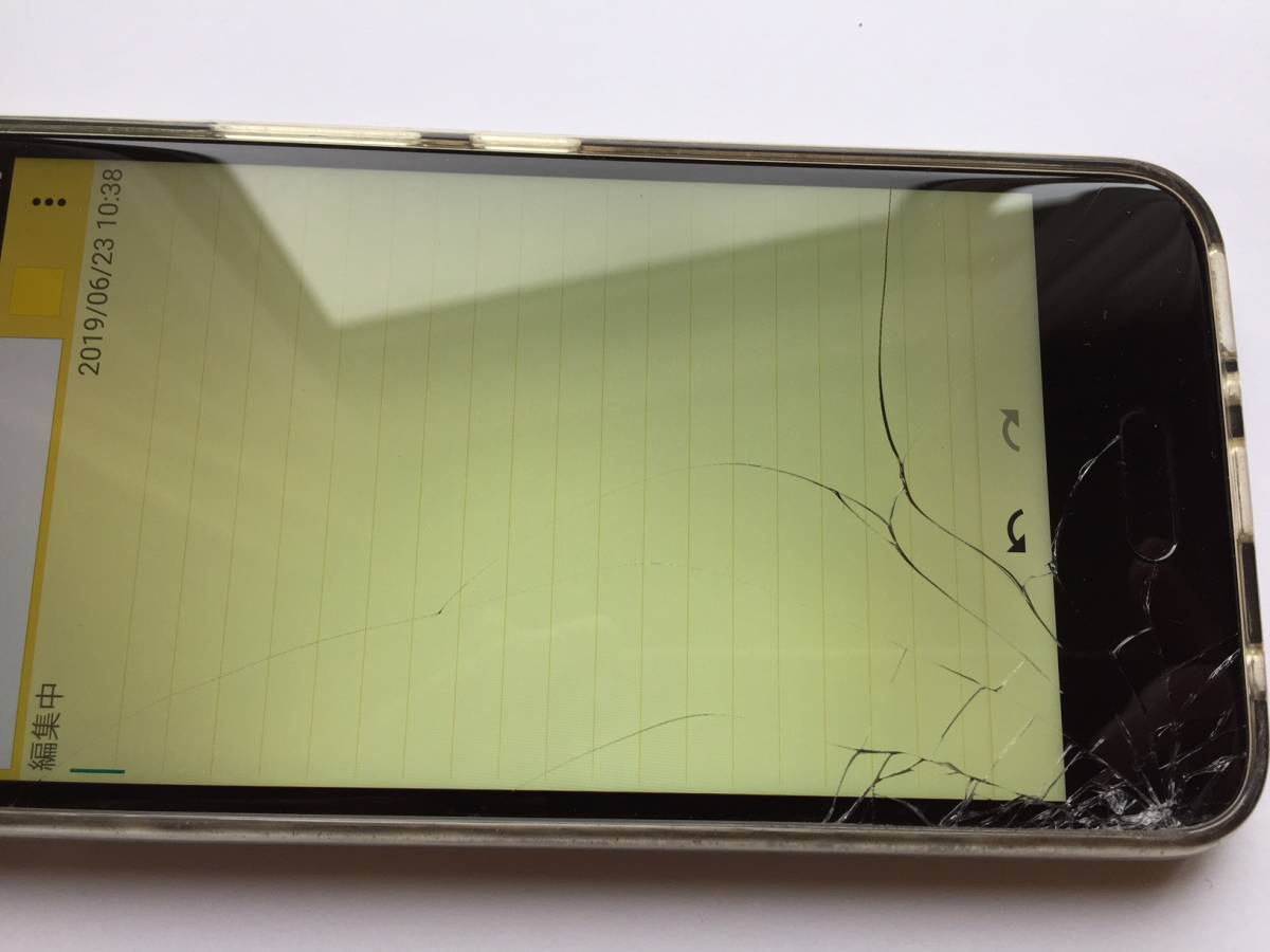 HTC U11 life(画面割れ有)本体(SimFree)_画像5