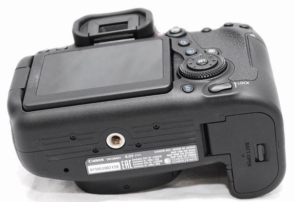 【超美品・メーカー保証書等完備】Canon キヤノン EOS 6D Mark Ⅱ マーク2_画像10