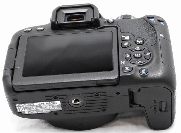 【超美品・メーカー保証書 付属品完備】Canon キヤノン EOS Kiss X9i_画像10