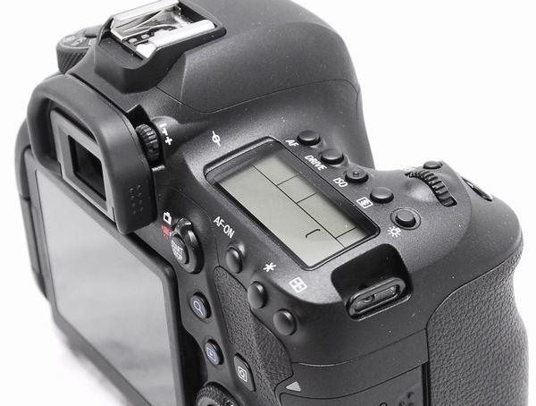 【超美品・メーカー保証書等完備】Canon キヤノン EOS 6D Mark Ⅱ マーク2_画像6