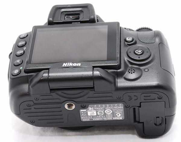 【極上美品 5177ショット・豪華セット】Nikon ニコン D5000 AF-S 18-55mm VR_画像8