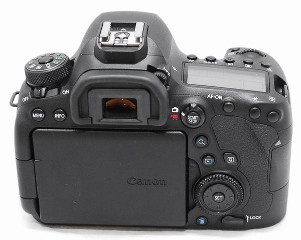 【超美品・メーカー保証書等完備】Canon キヤノン EOS 6D Mark Ⅱ マーク2_画像8