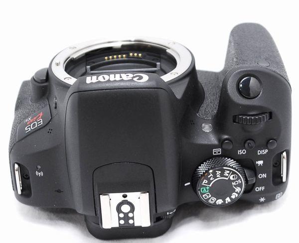 【超美品・メーカー保証書 付属品完備】Canon キヤノン EOS Kiss X9i_画像9