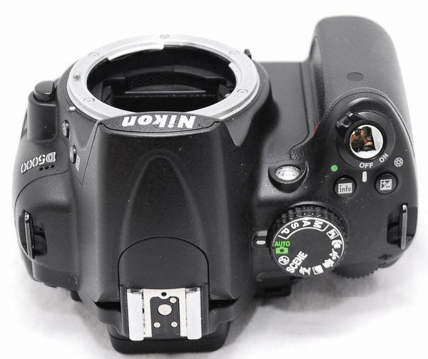 【極上美品 5177ショット・豪華セット】Nikon ニコン D5000 AF-S 18-55mm VR_画像7