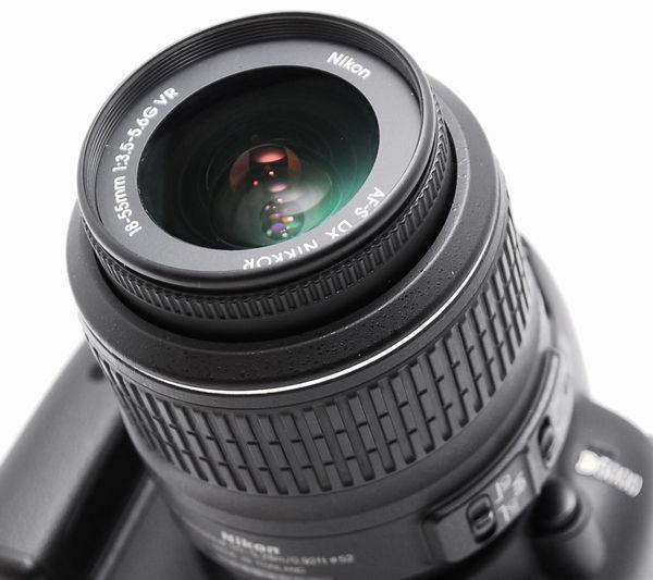 【極上美品 5177ショット・豪華セット】Nikon ニコン D5000 AF-S 18-55mm VR_画像3