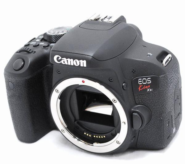 【超美品・メーカー保証書 付属品完備】Canon キヤノン EOS Kiss X9i_画像2