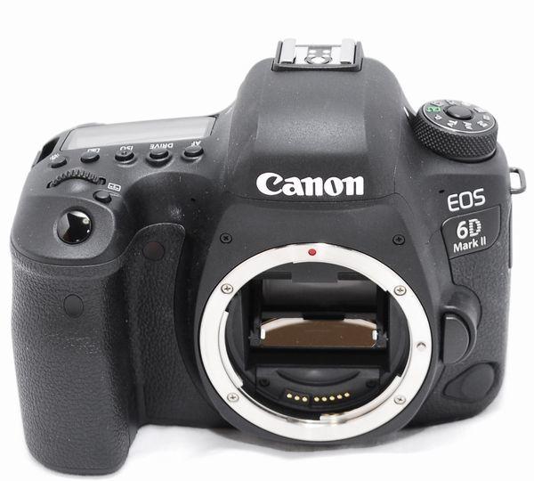 【超美品・メーカー保証書等完備】Canon キヤノン EOS 6D Mark Ⅱ マーク2_画像3