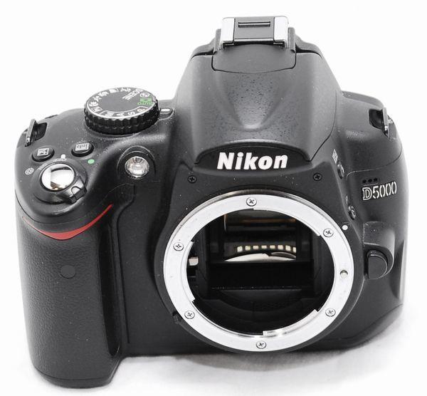 【極上美品 5177ショット・豪華セット】Nikon ニコン D5000 AF-S 18-55mm VR_画像4