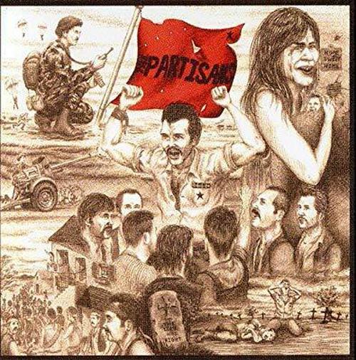 *新品CD THE PARTISANS/THE TIME WAS RIGHT 1984年2nd+ボーナス・トラック収録 U.K PUNKROCK DAMNED VIBRATORS BUZZCOCKS EATER JERKS 999_画像1