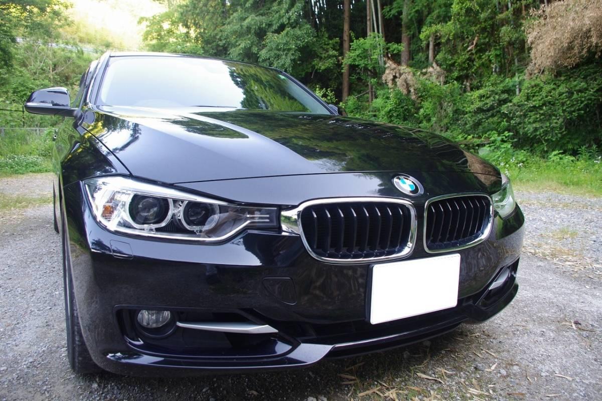 ★平成26年式!BMW320i!走行42,000km台!個人出品!修復歴無し!禁煙車!地デジ走行中可♪♪