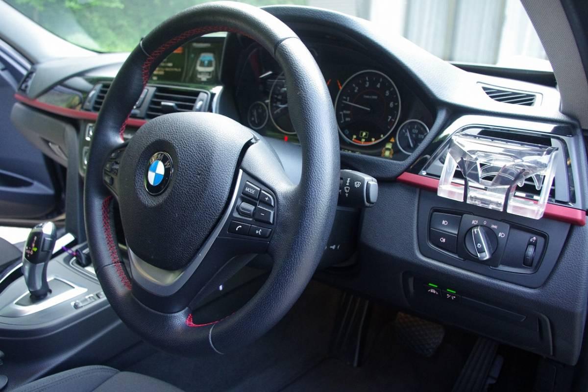 ★平成26年式!BMW320i!走行42,000km台!個人出品!修復歴無し!禁煙車!地デジ走行中可♪♪ _画像8