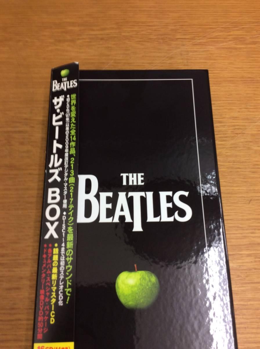 @ THE BEATLES ザ・ビートルズ CD BOX_画像2
