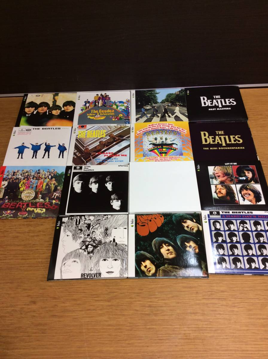 @ THE BEATLES ザ・ビートルズ CD BOX_画像4