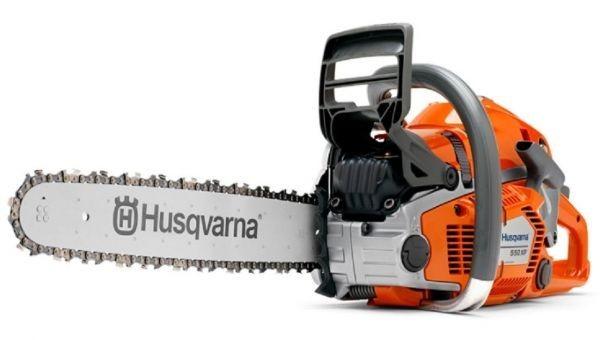 【新品】 Husqvarna ハスクバーナ 550XP チェーンソー 18インチ チェンソー