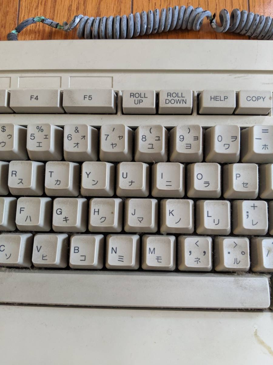 SHARP キーボード X1 turbo 希少!_画像3