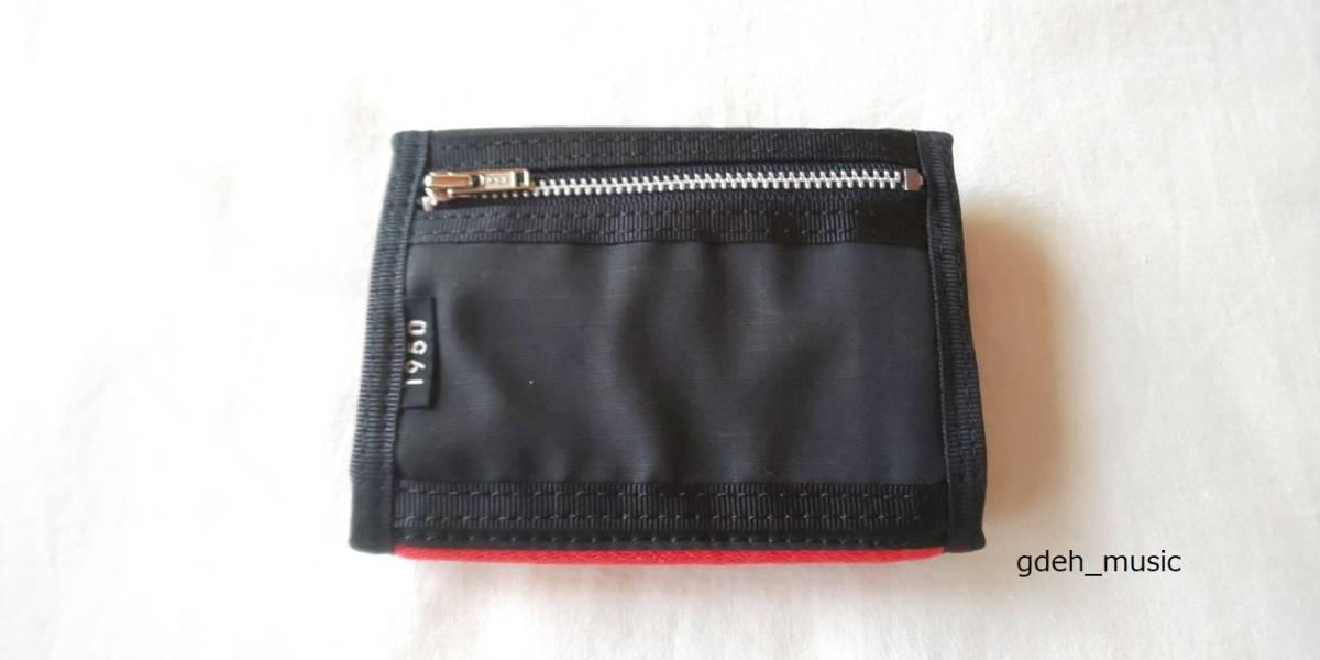 G1950 X PORTER ジェラルド 財布 黒(GOODENOUGH)_画像2