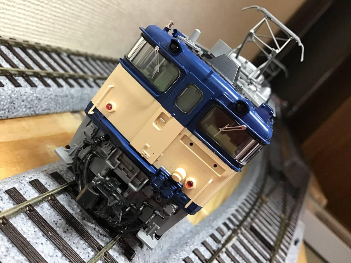 HO中古....Tomixトミックス(HO-172)....JR EF64.1000形..プレステージモデル..美.良好品_画像4