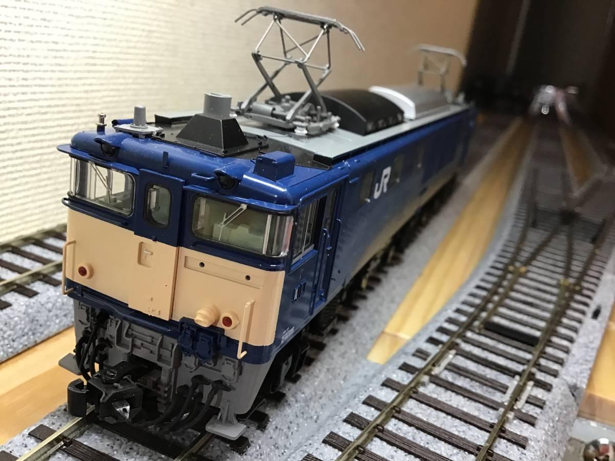 HO中古....Tomixトミックス(HO-172)....JR EF64.1000形..プレステージモデル..美.良好品_画像5