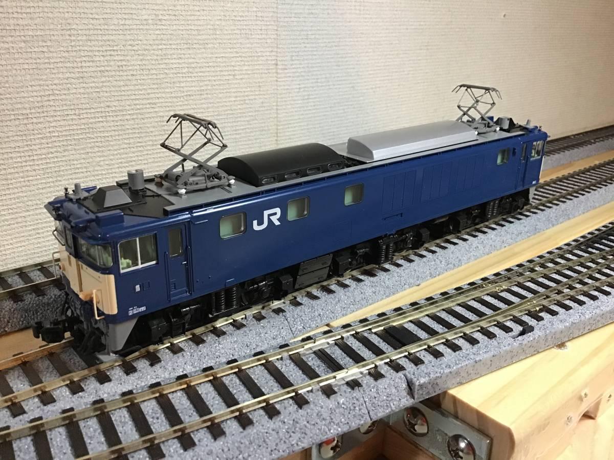 HO中古....Tomixトミックス(HO-172)....JR EF64.1000形..プレステージモデル..美.良好品_画像6