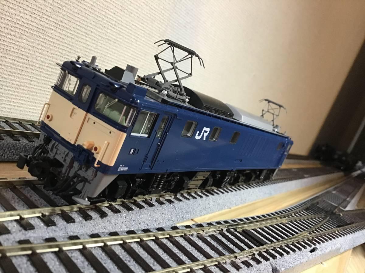 HO中古....Tomixトミックス(HO-172)....JR EF64.1000形..プレステージモデル..美.良好品_画像7
