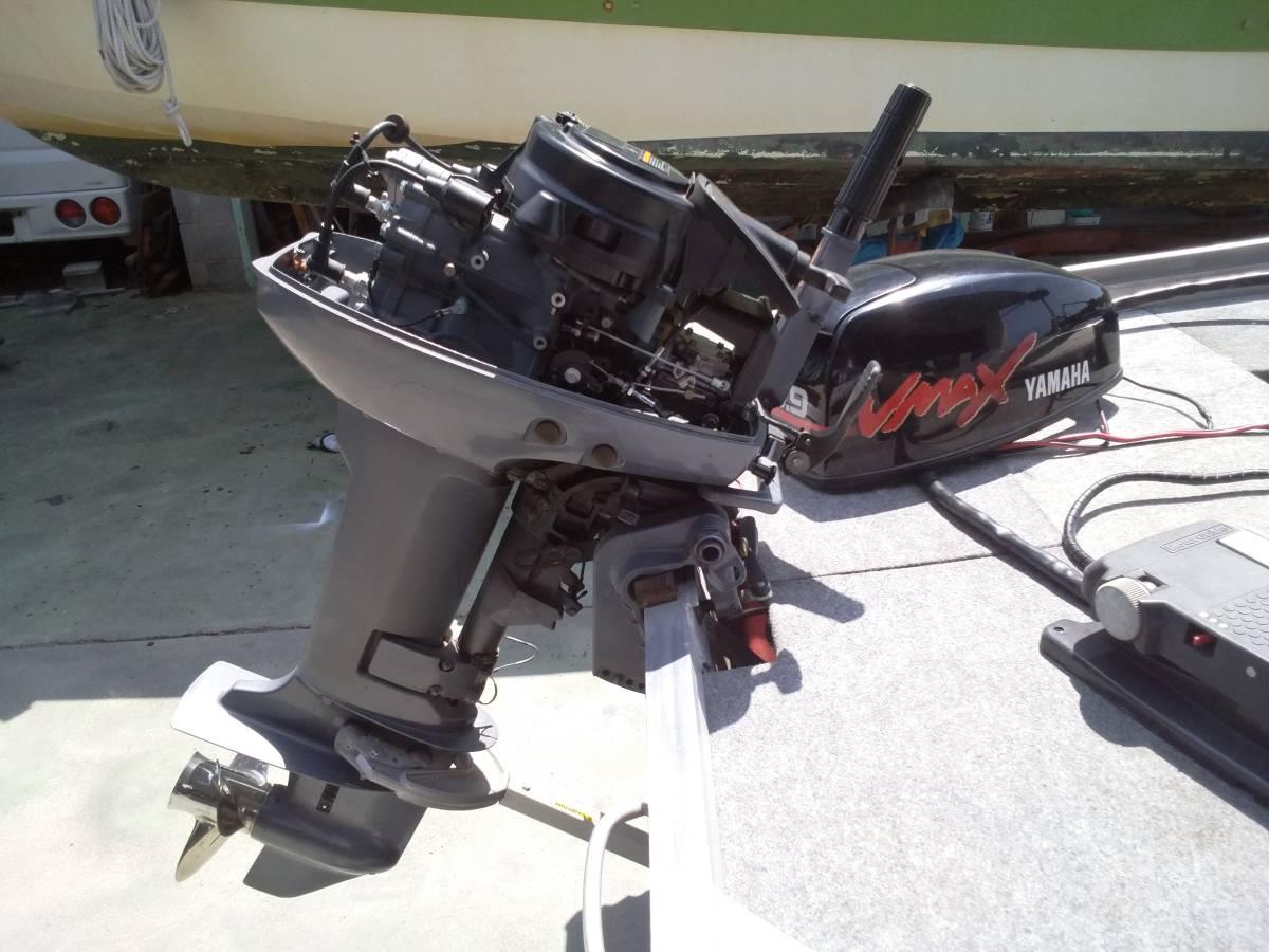バスボート クイントレックス V12 BLAST,TRAILトレーラー付き_画像6