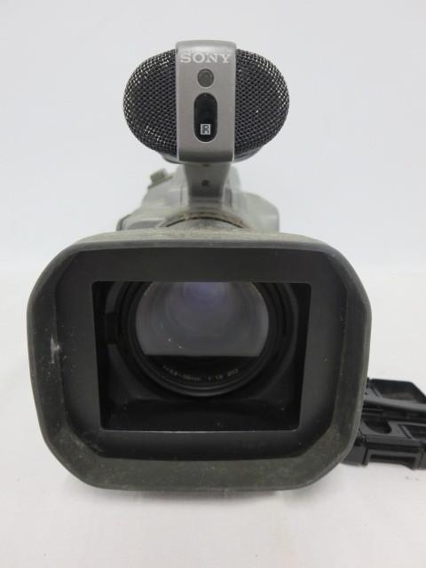 SONY ソニー DCR-VX1000 デジタル ハンディカム カメラ ジャンク 本体のみ 部品取り 008192-1 i17y_画像2
