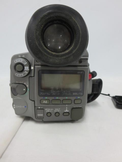 SONY ソニー DCR-VX1000 デジタル ハンディカム カメラ ジャンク 本体のみ 部品取り 008192-1 i17y_画像3