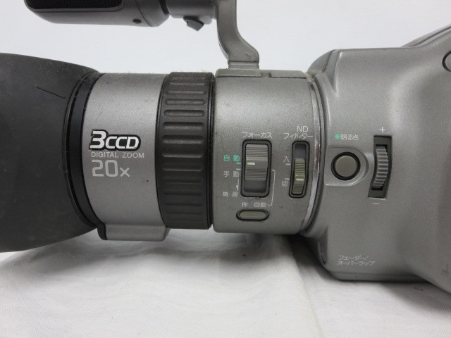 SONY ソニー DCR-VX1000 デジタル ハンディカム カメラ ジャンク 本体のみ 部品取り 008192-1 i17y_画像5