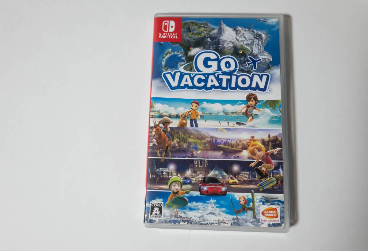 ★☆★ Switch スイッチ GO VACATION ゴーバケーション ★☆★