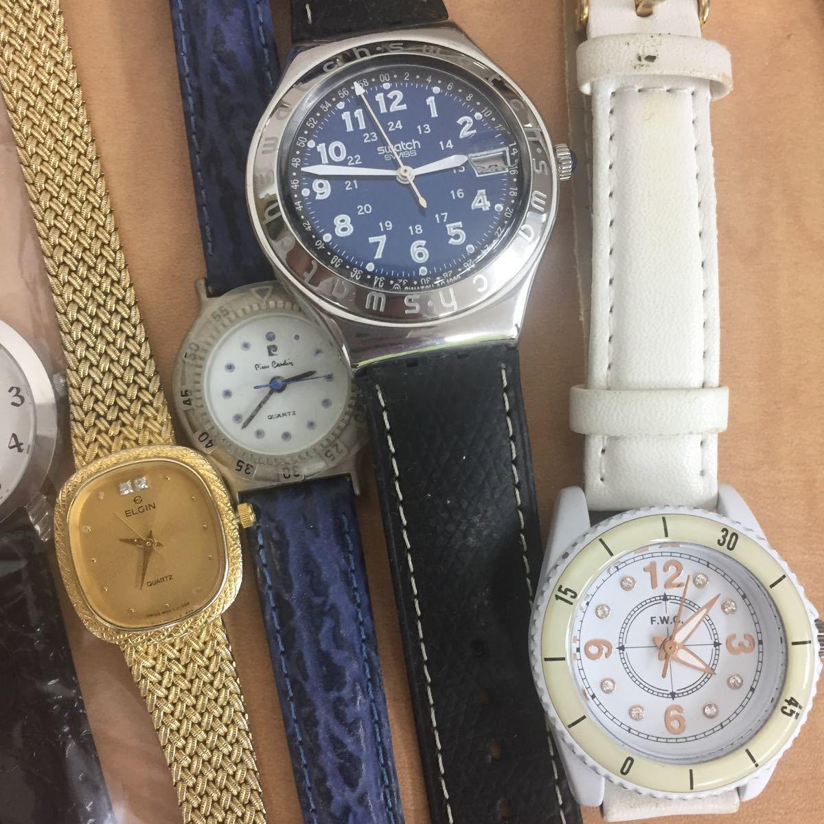 電池切れ 腕時計 おまとめ まとめて スウォッチ SWATCH など様々_画像4