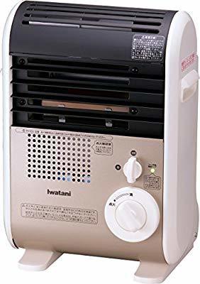 ●新品未使用 イワタニ カセットガスファンヒーター CB-FH-1 日本製 風暖 電源不要 停電 防災 キャンプ 車中泊等に(CB-GFH-1/CB-GFH-2)即決