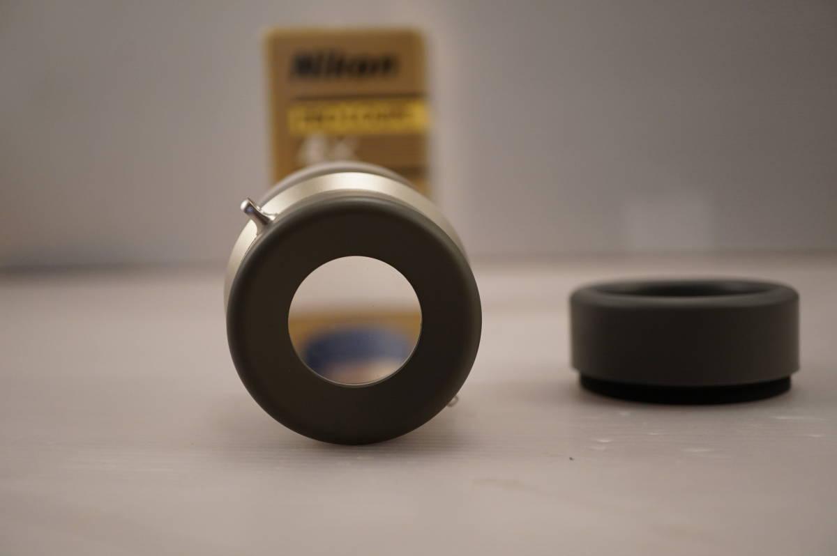 未使用 Nikon PRO-LOUPE 4X ルーペ 保管品 定価14000円◇_画像2