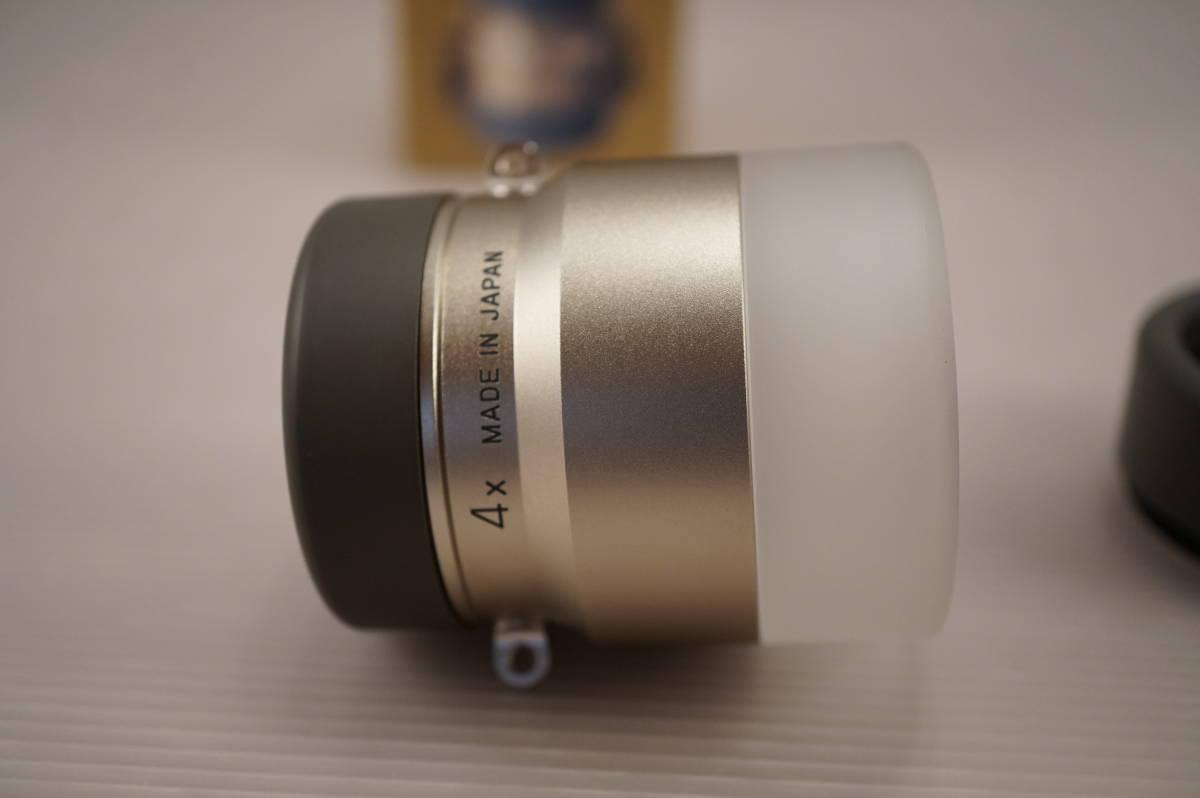 未使用 Nikon PRO-LOUPE 4X ルーペ 保管品 定価14000円◇_画像5