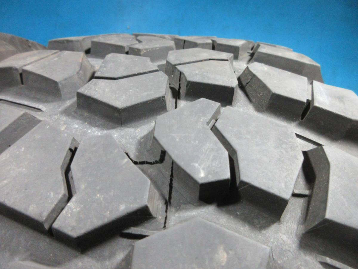 ホワイトレター BFGoodrich Mud-Terrain T/A LT285/70R17 112/118Q 2本セット №9222下 室内保管 オフロード_画像10