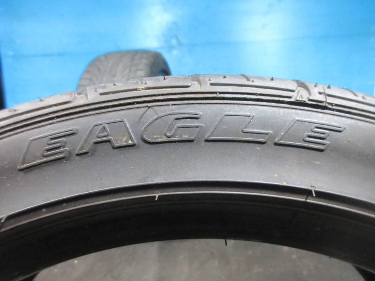 グッドイヤー EAGLE SEVSPECRS-02 215/45R18 2本セット №9258C 室内保管 オンロード 夏タイヤ_画像5