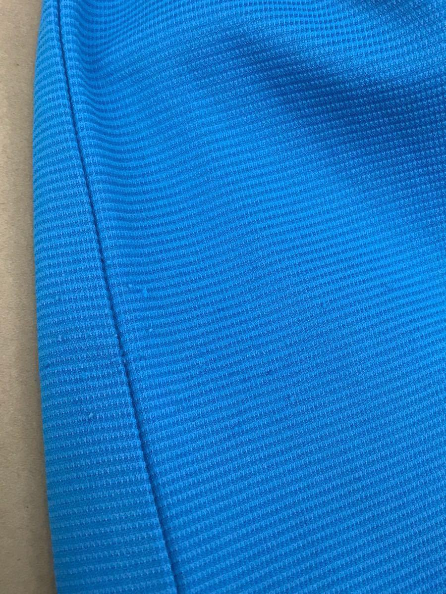 ルコック le coq sportif ルコックスポルティフ ドライポロシャツ メンズ 半袖 ゴルフウェアー LLサイズ ~◯_画像10