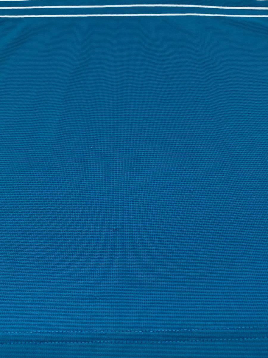 ルコック le coq sportif ルコックスポルティフ ドライポロシャツ メンズ 半袖 ゴルフウェアー LLサイズ ~◯_画像5