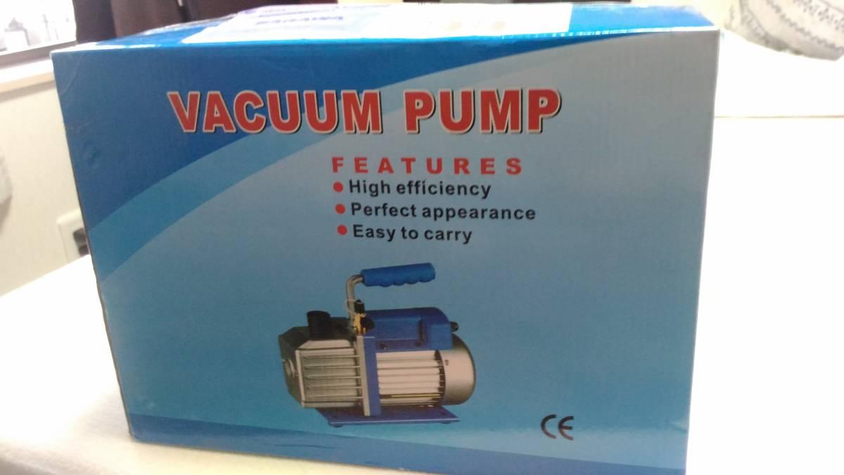 電動真空ポンプ エアコン修理 逆流防止機能 カーエアコン 自動車 真空引き 家庭用エアコン ミニポンプ オイル付属
