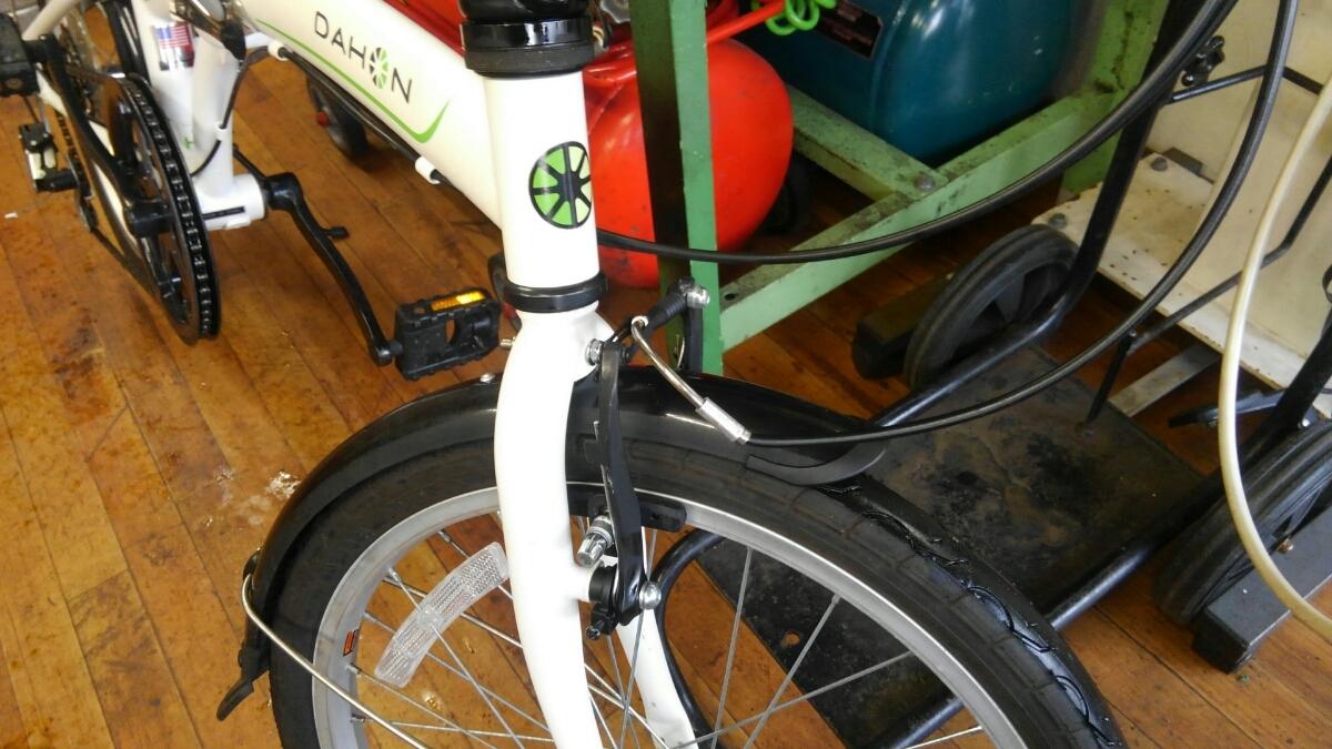 札幌 中古自転車 ダホン DAHON SUV D6 備済みです。_画像7