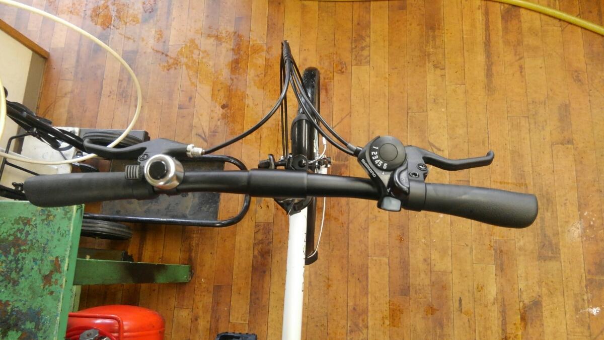 札幌 中古自転車 ダホン DAHON SUV D6 備済みです。_画像8