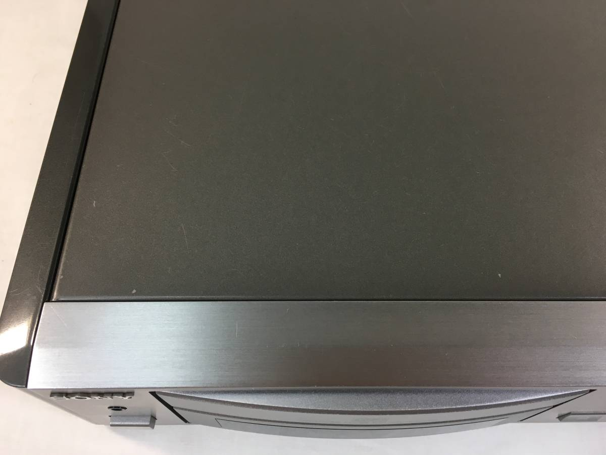 SONY CDP-S1 CD player tray opening and closing belt new goods replaced Sony